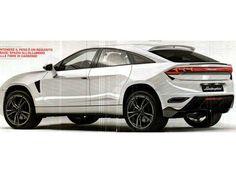 The Lamborghini SUV