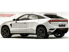 The Lamborghini SUV