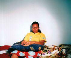 Edith Amituanai, Ioka's Fa'ali'i, 2004, from the series, Ioka, C-type photograph