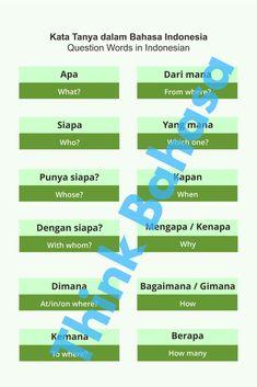 Learn English Words, English Study, English Lessons, Hijab Gown, Malay Language, Indonesian Language, English Grammar Tenses, Simple Present Tense, English Collocations