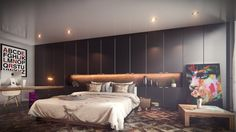 Check out the Lumion showcase, where you can find some beautiful examples of architectural renderings. Render Image, Future City, Bedroom, Furniture, Beautiful, Home Decor, Creative Gifts, Interior Design, Architecture