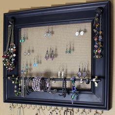 Jewelry Organizer Display Rack Holder Picture by HedcraftFineArt, $109.95