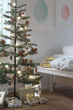 Paketit kuusen alla Ikea, Christmas Tree, Holiday Decor, Home Decor, Teal Christmas Tree, Decoration Home, Ikea Co, Room Decor, Xmas Trees