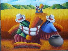 pinturas peruanas famosas - Buscar con Google