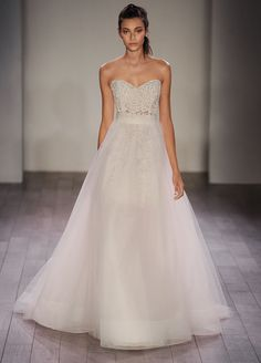 Bridal Gowns, Wedding Dresses by Jim Hjelm - Style jh8613