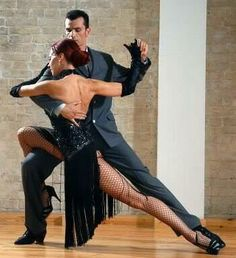 Tango Argentino...lessons with my husband soon!