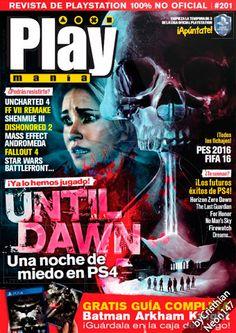 Playmania - N° 201 / Agosto 2015