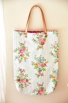 Greengate tote bag