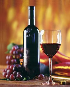 Red wine!