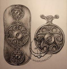 Battersea Celtic la tene shield replica