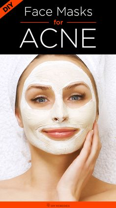 DIY Face Masks for Acne