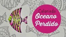 Lost Ocean - Oceano Perdido - Colorindo Peixes (5)