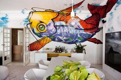 Grafite é tendência na decoração de ambientes. Saiba como aderir