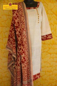 Top patterns for kurti design - ArtsyCraftsyDad Anarkali Dress Pattern, Salwar Pattern, Kurta Patterns, Tunic Sewing Patterns, Chudidhar Neck Designs, Dress Designs, Anarkali Tops, Churidar Designs, Kurta Neck Design