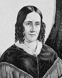 Sarah Childress Polk, First Lady 1845-1849