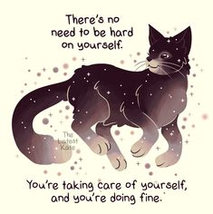 Words of encouragement and cute animals, by The Latest Kate. Inspirational Animal Quotes, Cute Animal Quotes, Cute Quotes, Cute Animal Drawings, Cute Drawings, Kawaii Drawings, Baby Animals, Cute Animals, Dibujos Anime Chibi