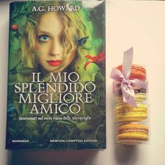 Come back to Wonderland #macarons #books #relax #howard #newtoncompton