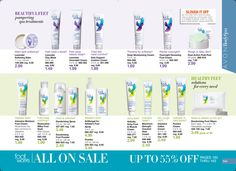 Sale Starts 8-21 thru 9-3-15. Shop Avon online www.youravon.com/devanko