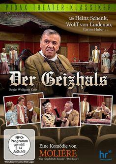 Ab 18.08.2015 bei uns! Molières berühmte Komödie mit dem großartigen Heinz Schenk aus dem Volkstheater Frankfurt a. M.