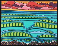 Surfers Paradise by lesliebaylinson on Etsy