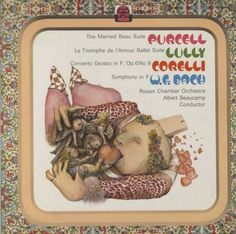 Henry Purcell - Married Beau Suite / Triumph Of Love / Other Baroque Works