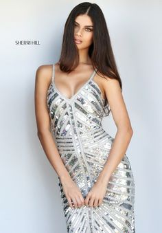 cafe96089a4 The 68 best sherri hill dresses 3 images on Pinterest
