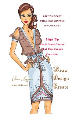 University of Fashion - Online Fashion Design School