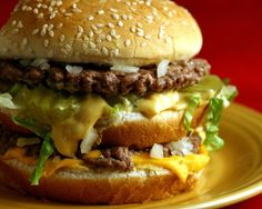 McDonalds Big Mac Recipe