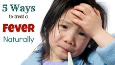 "According to two distinguished pediatricians the NUMBERS DON'T MATTER when it comes to a fever:    ""There is no 'number' on a thermometer that requires a trip to the Emergency Department. Nope, not even 104F degrees. With very specific exceptions, kids do not have to maintain a ""normal"" temperature during times of illness.""    ~ Natasha Bergert, MD    Here's what to watch for instead of the numbers and how to bring a fever down naturally when needed."