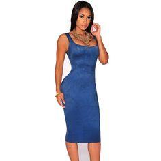 Royal blue dress xs phu