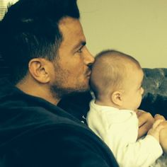 Peter Andre reveals adorable nickname for baby Amelia in proud dad outburst Celebrity Babies, Celebrity News, Tom Fletcher, Peter Andre, Proud Dad, Perfect Couple, Daddys Girl, Zayn Malik, Love Pictures