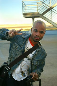 Kirk Franklin. . . Luv his style!