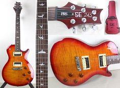 PRS ポールリードスミス エレキギター SE 245 Cherry Sunburst PRS http://www.amazon.co.jp/dp/B00BANJJC6/ref=cm_sw_r_pi_dp_Rza-ub1YBW2YE