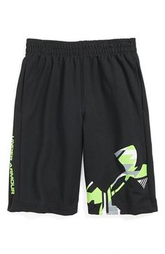 Blake- Under Armour 'Power Up' Shorts (Toddler Boys) available at #Nordstrom