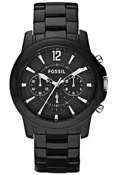 Fossil : Grant Ceramic Watch
