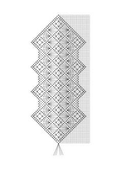 d muestras de encajes de bolillos 2007 - Maggi Rivera - Álbumes web de Picasa Bobbin Lace Patterns, Lacemaking, Blackwork, Bookmarks, Hello Kitty, Weaving, Crochet, How To Make, Crafts