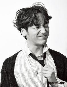 Byun Yo Han for Marie Claire Korea