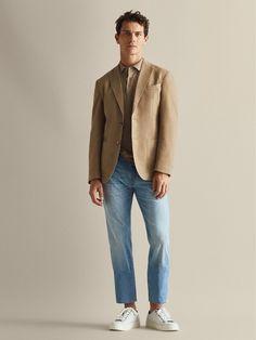 Teenage Boy Fashion, Mens Fashion, Fashion Outfits, Fashion Ideas, Mens Clothing Styles, Men's Clothing, Style Me, Man Style, Light Denim