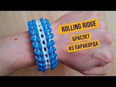 Браслет из паракорда Rolling Ridge - YouTube