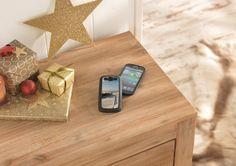 Weihnachtsgeschenke mit ganz viel Herz: Smartphone-Case mit individuellem Foto. Sorgt garantiert für leuchtende Augen ;) Tobt euch gleich mal aus: http://www.cewe-fotobuch.at/download/ #geschenke #weihnachten