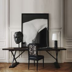 Gilles and Boissier - my favourite interior design partnership.
