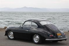 1959 Porsche 356 A Outlaw Coupe s/n 106064, Engine no. P*705170* Black with Saddle Leather