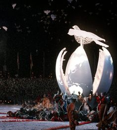 Olympic Games: Opening ceremonies throughout the years: 1994 Lillehammer