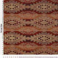 Upholstery Fabric - Santa Fe Sunset Upholstery Fabric