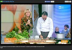 Come fare il dado vegetale in casa? Ne ho parlato su Rai Tre. #cucinadelrecupero #mimandarai3 @ElsaDiGati