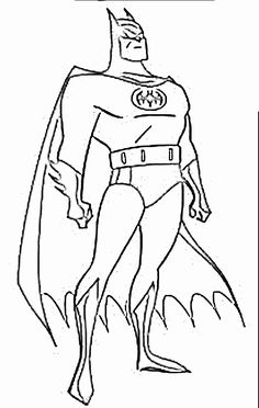 Top 20 Free Printable Superhero Coloring Pages Online | Superhero ...