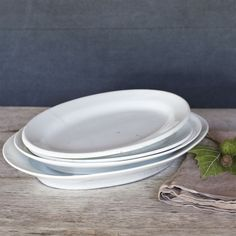 Picture of Not Your Grandma's Vintage White Platter