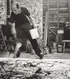 30 June – 18 October 2015 Jackson Pollock: Blind Spots at Tate Liverpool is the first exhibition in more than 30 years  to explore the artist's black pourings, a lesser known but extremely influential part of his practice.