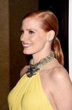 Jessica Chastain Photos: 28th American Cinematheque Award Honoring Matthew McConaughey - Arrivals