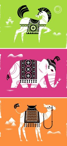 shine brite zamorano: what can line do for you? Indian Illustration, Elephant Illustration, Illustration Animals, Car Illustration, Indian Traditional Paintings, Indian Art Paintings, Abstract Paintings, Rajasthani Art, Rajasthani Painting